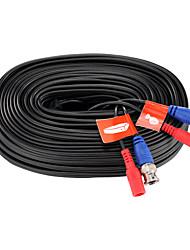Недорогие -Кабели ZOSI 10 м BNC видео и 12 В постоянного тока кабель для систем видеонаблюдения