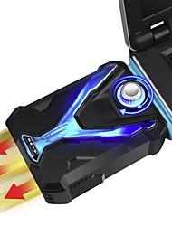 Недорогие -Портативный USB воздухозаборник ноутбук кулер охлаждения бесшумный вентилятор радиатора быстрый радиатор регулируемая скорость