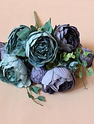 cheap -Artificial Flower Modern Contemporary Tabletop Flower 1