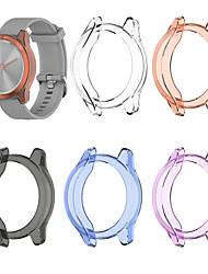 cheap -Protective Frame Case For Garmin Vivomove 3S / Garmin move 3S Case TPU Smart Shockproof Shell Watchcase