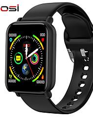 cheap -R16 Smartwatch IP68 Waterproof Heart Rate Blood Pressure Monitor Fitness Tracker Men Women Smart Watch