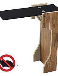 cheap -DIY Home Garden Pest Controller Rat Trap Quick Kill Seesaw Mouse Catcher Bait Home Rat Traps Mouse Pest Mice Traps