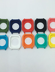 cheap -Case with Band For Fitbit gts Silicone Screen Protector Smart Watch Case Compatibility