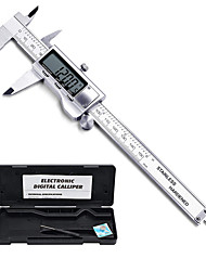 cheap -Measuring Tool Stainless Steel Digital Caliper 0-150mm Messschieber paquimetro measuring instrument Vernier Calipers