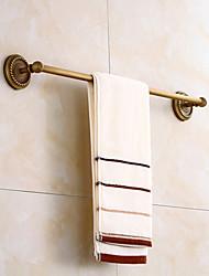 cheap -Towel Bar New Design Antique Brass 1pc - Bathroom / Hotel bath Single Wall Mounted