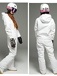 cheap -SEARIPE Women's Ski Jacket Ski Suit Ski Jacket with Pants Skiing Snowboarding Winter Sports Ski Skiing Winter Sports Nylon Spandex Pants / Trousers Top Clothing Suit Ski Wear