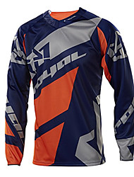 cheap -Mountain bikes Top Men's soft tailed cross-country motorcycles Jersey speed reduction breathable clothing