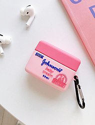 cheap -Case For AirPods Pro Cute Headphone Case Soft