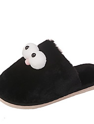 cheap -Women's Slippers House Slippers Casual Terry Shoes