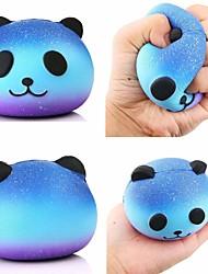 Недорогие -LT.Squishies Резиновые игрушки Устройства для снятия стресса Панда болотистый Декомпрессионные игрушки для Детские Все Мальчики Девочки