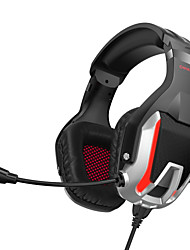 cheap -ONIKUMA K12 PS4 Gaming Headset HD Sound Gamer Volume Adjustable Headphone with Mic for Nintendo Switch For XboxOne PUBG Game