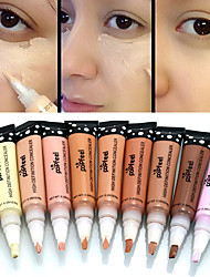 cheap -11 Colors Wet / Matte Long Lasting / Concealer / Uneven Skin Tone Gift / Lady / Daily # Matte / High Quality Waterproof / Women / Full-Face Gift / Ceremony / Casual Cream Makeup Cosmetic