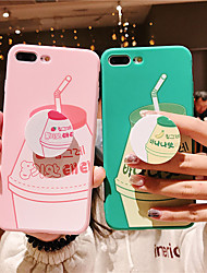 cheap -Case For Apple iPhone 11 / iPhone 11 Pro / iPhone 11 Pro Max with Stand / Pattern Back Cover Food TPU