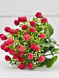 Недорогие -моделирование цветок милан бутон свадебный букет букет украшение дома
