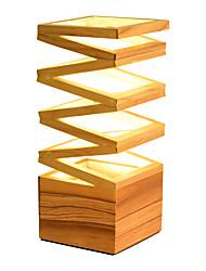 cheap -Table Lamp / Reading Light Lovely Modern Contemporary For Indoor Wood / Bamboo 200-240V / 90-110V Wood
