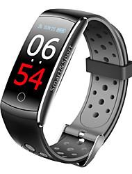cheap -Q8S Men's Bracelet Smartwatch Waterproof Fitness Tracker Heart Rate Monitor Blood Pressure