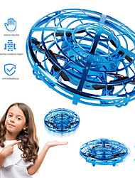 cheap -Magic Hand UFO Flying Aircraft Drone Toys Electric Electronic Toy LED Mini Induction Drone UFO toys Kids Xmas Brithday Gifts