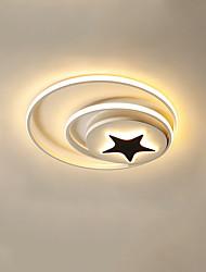 cheap -50 cm CONTRACTED LED® 3-Light Novelty Flush Mount Lights Downlight Painted Finishes Metal LED, New Design 110-120V / 220-240V Warm White / Cold White