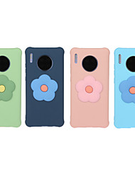cheap -Case for Huawei scene map Mate 30 Mate 30 Lite Mate 30 Pro The New 3D stereoscopic Patch candy color Frosted TPU Texture Four corners Anti-fall All-inclusive phone case Aoke