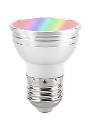 Недорогие -1шт 6 W Умная LED лампа 1000 lm GU10 GU5.3 B22 21 Светодиодные бусины Контроль APP Smart синхронизация RGB + холодный и теплый белый 85-265 V