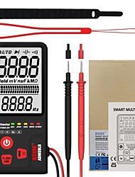 Недорогие -bside 9999 считает интеллектуальный мультиметр истинное среднеквадратичное значение цифрового мультиметра, измеряющего частоту сопротивления переменному / постоянному напряжению с ЖК-дисплеем