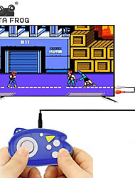 cheap -DATA FROG 8 Bit Mini Video Game Console Players Build In 89 Classic Games Support TV Output Plug & Play Game Player Best G