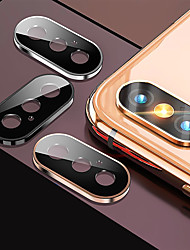 cheap -AppleScreen ProtectoriPhone XS High Definition (HD) Camera Lens Protector 1 pc Tempered Glass