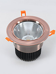 cheap -New Hotel Cob Ceiling Spotlight 5W Home Lighting Aluminum Straw Hat Led Downlight