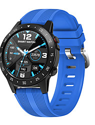 cheap -New M5 Men's Bluetooth Sports Smart Watch Android Ios Bluetooth Waterproof Touch Screen Gps Heart Rate Blood Pressure Sleep Health Monitoring / Air Pressure/Altitude Measurement/Multiple Sports Modes