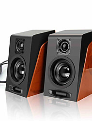 cheap -1 Set New Mini Portable USB Subwoofer Multimedia Speaker For Desktop PC Computer Notebook Speakers