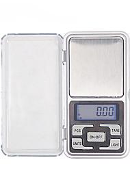 Недорогие -Monkeyjack 0.01g-200g грамм мини цифровой lcd баланс вес карман ювелирные изделия алмаз шкала