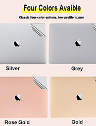 cheap -MacBook Case Solid Colored ABS for Macbook Air 11-inch / New MacBook Pro 15-inch / New MacBook Pro 13-inch