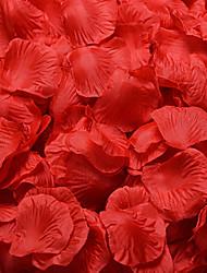 cheap -100 pieces of artificial petals rose petals wedding wedding room layout wedding supplies
