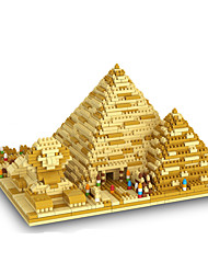 abordables -Blocs de Construction 1450+ Bâtiment Célèbre compatible Legoing Vue de la ville Tous Jouet Cadeau