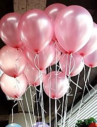 cheap -Balloons Multi Colored (50 Pcs) Premium Metallic Jewel Toned Balloons, Bulk Pack of Rainbow Assorted Color Latex Balloons