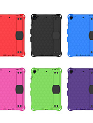 cheap -Case For Apple iPad 10.2''(2019) / iPad Pro 10.5 / iPhone SE(2020) Shockproof Back Cover Solid Colored PC / EVA