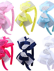 cheap -Women's Ladies Dainty Ladies Cute Fabric Gift Festival - Solid Colored