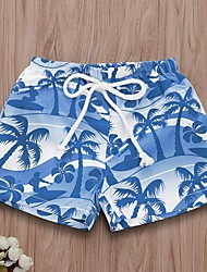 cheap -Kids Boys' Print Shorts White