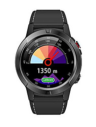 cheap -New M4 Men's Bluetooth Sports Smart Watch Android Ios Bluetooth Waterproof Touch Screen Gps Heart Rate Blood Pressure Sleep Health Monitoring / Air Pressure/Altitude Measurement/Multiple Sports Modes
