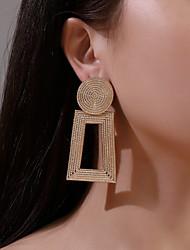 cheap -Women's Ear Piercing Hoop Earrings Earrings Hollow Out Galaxy Earrings Jewelry Black / Rose Gold / White For Gift Carnival Work Bar Festival
