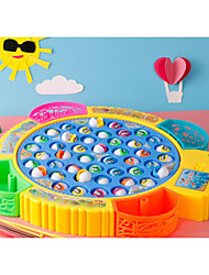 cheap -Magnet Toy Fishing Toy Fish Electric Plastics Kid's Toy Gift 1 pcs