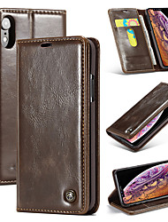 Недорогие -кожаный чехол для телефона с откидной крышкой для iphone11 por max магнитная адсорбция iphonexs max x xs xr 7 8 плюс слот для карт памяти чехол для телефона