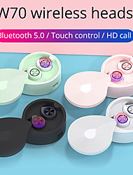 cheap -TW70 Wireless Headphones Bluetooth 5.0 Earphone TWS HIFI Stereo Earbuds Sport Handsfree Gaming Headset for iphone Xiaomi