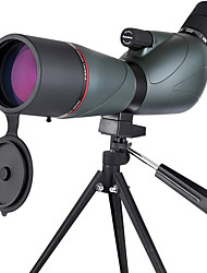 cheap -Eyeskey 20-60 X 60 mm Monocular Spotting Scope Roof Waterproof Night Vision in Low Light Professional Zoom Fully Multi-coated BAK4 Camping / Hiking Hunting Fishing Spectralite Coating / Bird watching