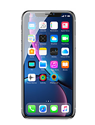cheap -Baseus 0.23mm curved-screen tempered glass screen protector with crack-resistant edges and anti-spy function For iP 6.1(2018) Black