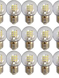 cheap -15pcs/Lot LED 4W G45 Bulb 2700K 6000K Vintage Bulb for Modo and Small Glass Lamp 220-240V / 110-120V