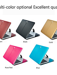cheap -Sleeves Solid Colored PU Leather for Macbook Air 11-inch / New MacBook Pro 15-inch / New MacBook Pro 13-inch