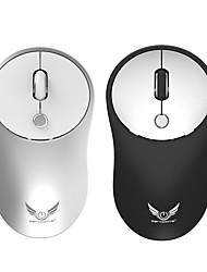 Недорогие -KUPENG T25 Беспроводная 2.4G Оптический Gaming Mouse / Эргономичная мышь 120016002400 dpi 3 Регулируемые уровни DPI 4 pcs Ключи