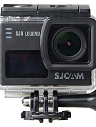 cheap -SJCAM SJCAM SJ6LEGEND 2160P RAW / Boot automatic recording / Digital Zoom Car DVR 165 Degree Wide Angle CMOS 2 inch IPS Dash Cam with WIFI / Loop recording / Built-in microphone No Car Recorder / 2.0
