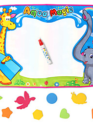 cheap -Drawing Toy Creative Lovely Decompression Toys Parent-Child Interaction Fabrics Kids All Toy Gift 1 pcs